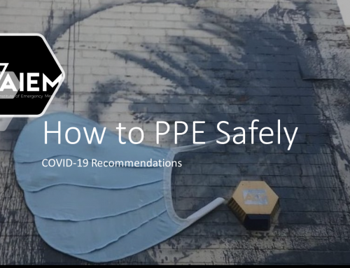How to PPE Safely – COVID-19 Recommendations
