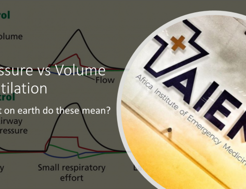 Pressure vs Volume Controlled Ventilation (what on earth do these mean)